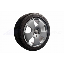 Set of 4 Rims with tyres for Audi A3