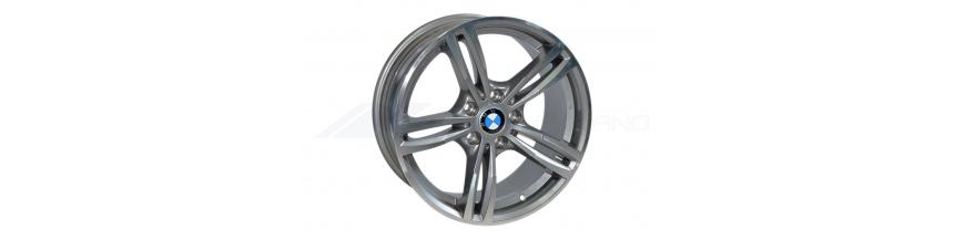 """Conjunto 4 Jantes 18"""" BMW Série 3"""