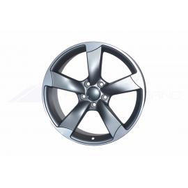 "Conjunto 4 Jantes 18"" Audi A4, A5"