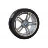 """Conjunto 4 Jantes 19"""" e Pneus BMW Série 3, Série 4"""